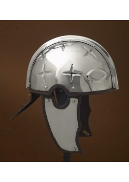 Roman helmet - Intercisa II
