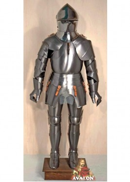 Medieval Armor for Dauphin (without helmet)