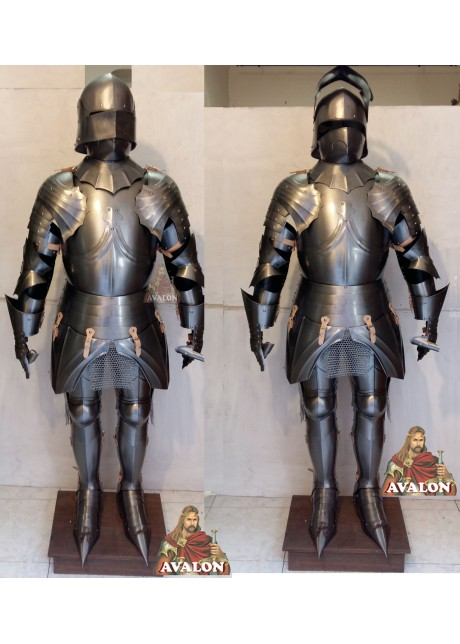 German Gothic Armour Functional