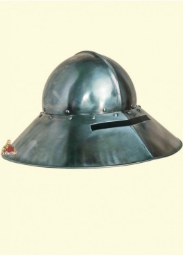 kettle hat  - medieval helm