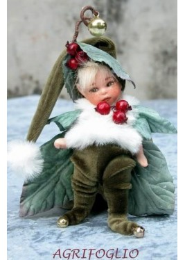 Elf Doll: Holly