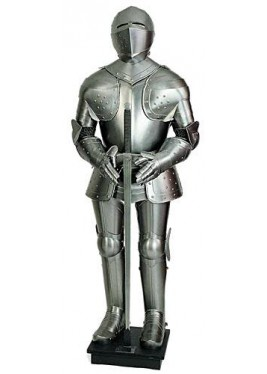 Wearable Medieval Armor