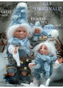 Elf Doll: Ice