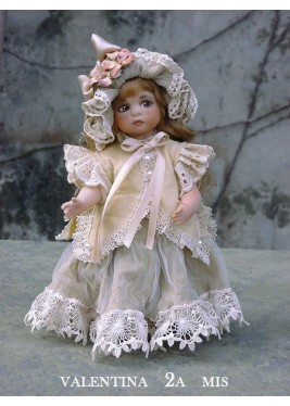 Doll Valentina 2A Mis - Size: 18 cm