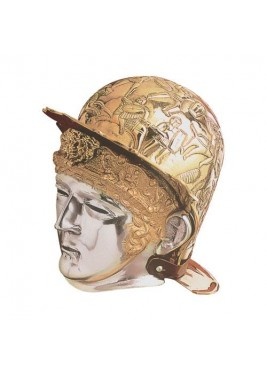 Weiler helmet Roman with face, I AD