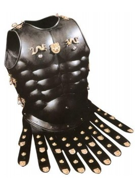 Greek Muscle Breastplate