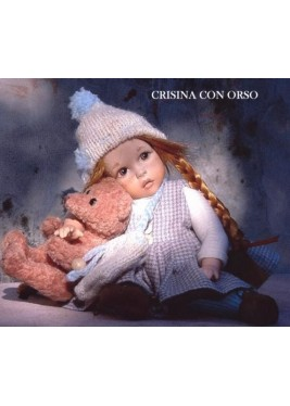 Cristina Bear with jointed
