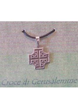 Jerusalem Cross Gold