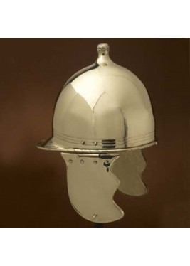 Roman Helmet - Republican Montefortino, brass