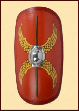 Republican scutum - Roman Shield Republican
