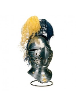 Helmet from Spanish Horse