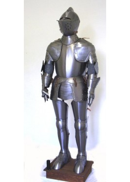 Medieval Knight Armor Functional