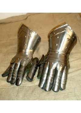 Medieval Armor Gloves Gauntlets