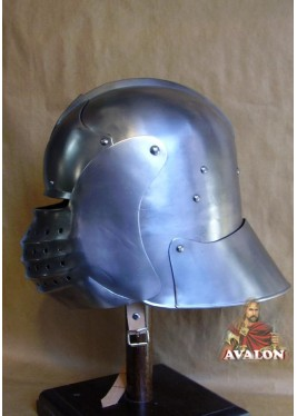 Bellows Visored Sallet