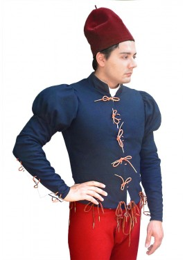 Doublet French - Burgundy