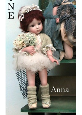 Porcelain Doll - Anna