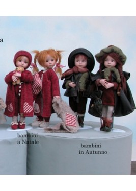 Children at Christmas - Collectible Dolls, Baby Dolls