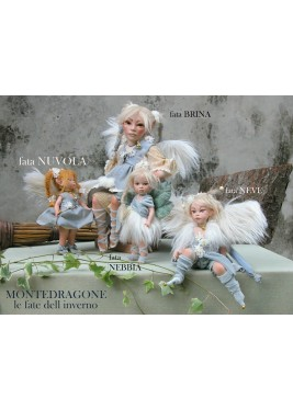 Fairy Frost Porcelain Fairy Doll 16.5 in, Porcelain Fairy Dolls