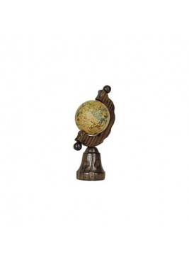 Antique globe (very small)