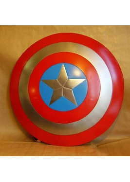 Captain America Metal Shield