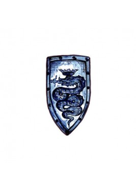 Shield of arms Biscione Visconti