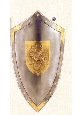 Triangular Shield El Cid