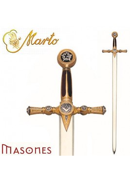 Masonic Sword (gold)