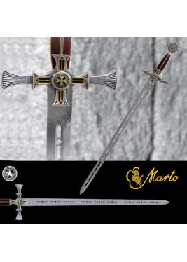 Damascene Sword Templar