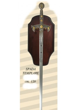Templar Sword with stand