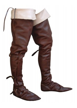 Medieval Riding Boots